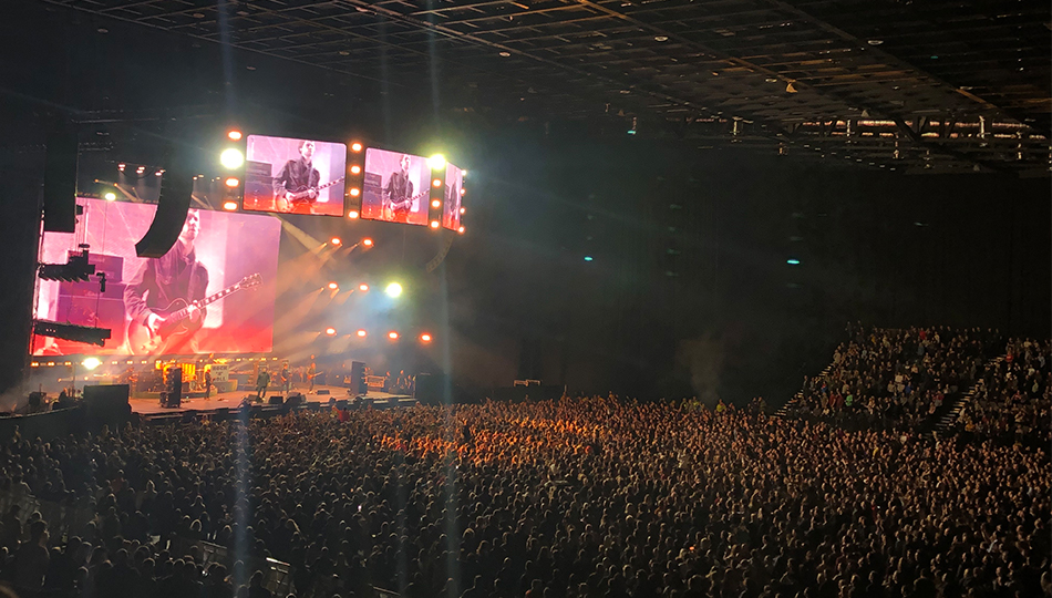 Liam Gallagher at P&J Live Arena