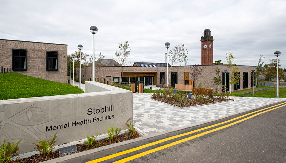 Stobhill Mental Health Estate
