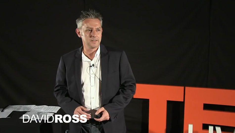 TED Talk David Ross