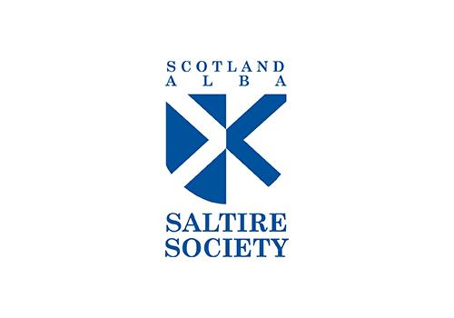 Scotland Alba, Saltire Society logo