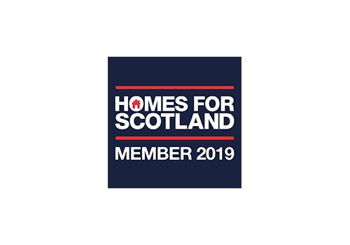Home For Scotland - Member 2019 logo