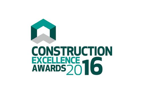 Construction Excellence Awards 2016 logo