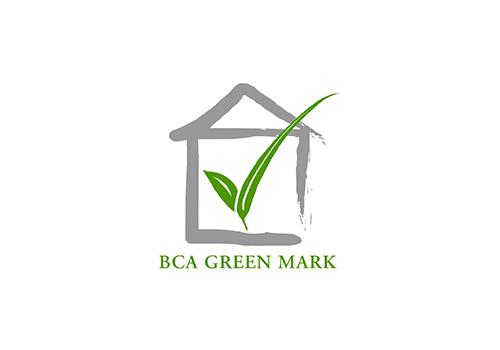 BCA Green Mark logo