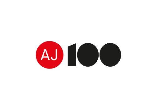 AJ 100 logo